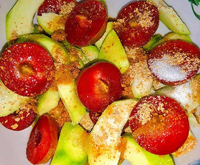 Trái cây trộn muối ớt - 3