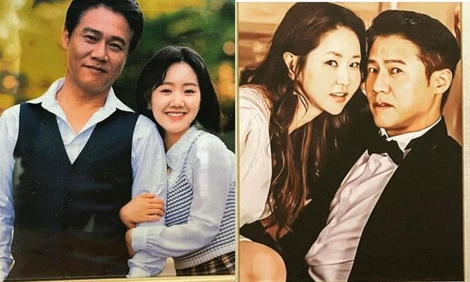 Yoo Dong Pil là chồng của Ma Ri, bố của Ye Ni.
