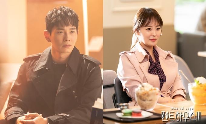 Joon Ki và cô bảo mẫu Jin là hai nhân vật then chốt trong mùa 3 của Penthouse.