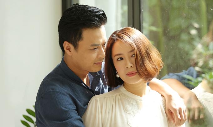 Hồng Đăng và Hồng Diễm gắn bó với hình ảnh tình nhân trên màn ảnh.