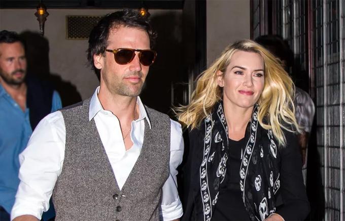 Ned Rocknroll là người chồng thứ ba của Kate Winslet.