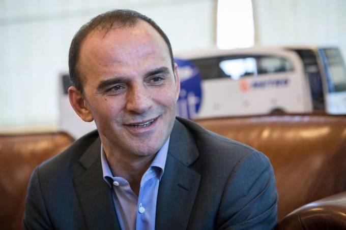 Doanh nhân, triệu phú Galip Öztürk. Ảnh: Bloomberg.