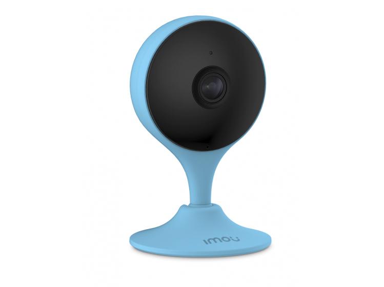Camera IP WIFI Imou đứng Cue 2 IPC-C22EP giám sát thông mình với phát hiện người và chuyển động xung quanh bằng trí tuệ nhân tạo AI. Độ phân giải 1080P. Camera có thể sử dụng trong đêm, tích hợp hú còi, báo động bằng âm thanh bất thường, đàm thoại hai chiều. Sản phẩm có thể gắn tường hoặc để bàn. Giá gốc 963.200 đồng, mức ưu đãi 3 ngày cuối tháng 5 là 481.600 đồng.