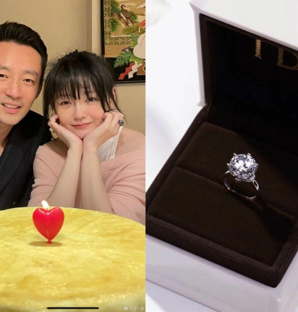 Quà chồng tằng Từ Hy Viên nhân kỷ niệm 10 năm cưới, hồi tháng 3.
