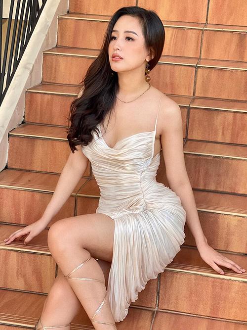 Mai Phương Thuý đụng váy Hoàng Thuỳ, Bảo Anh - 1