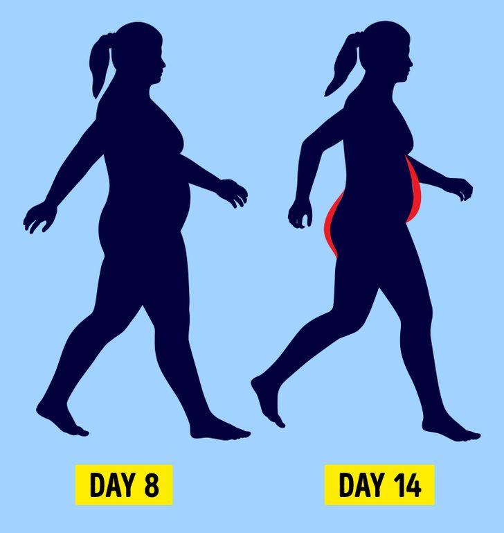 Kế hoạch đi bộ trong 21 ngày giúp triệt tiêu mỡ thừa - 1