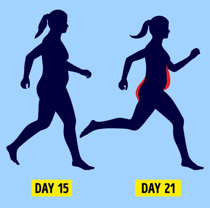 Kế hoạch đi bộ trong 21 ngày giúp triệt tiêu mỡ thừa - 2