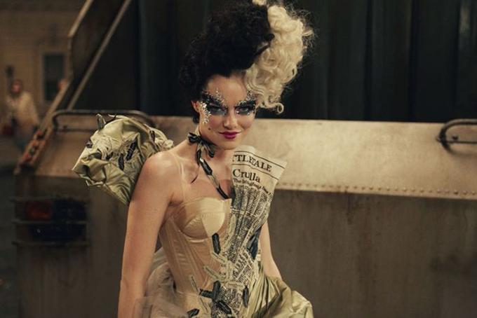 Trang phục ấn tượng trong phim Cruella - 2