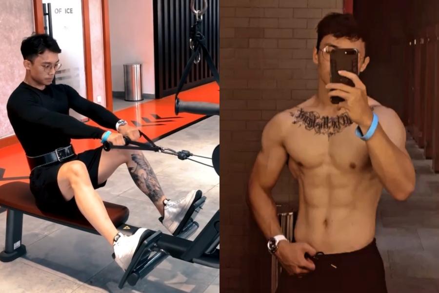 Một nửa của ca sĩ Thái Trinh tên đầy đủ là Lê Hoàng Long, sinh năm 1997, hiện sinh sống ở TP HCM và làm công việc huấn luyện viên thể hình từ năm 2016. Nhờ chăm chỉ tập luyện mỗi ngày, anh sở hữu body săn chắc, vạm vỡ cùng mức cân nặng khoảng 70 kg.