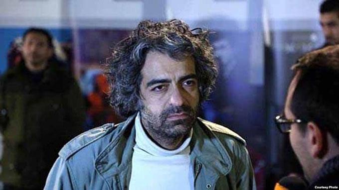 Babak Khorramdin - nhà sản xuất phim người Iran - trước khi bị bố mẹ giết. Ảnh: Tasnimnews.