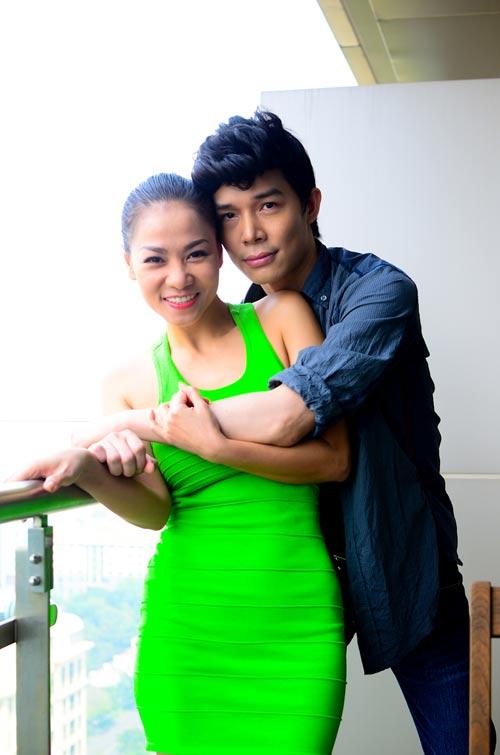 Nathan Lee - Thu Minh khi còn thân thiết.