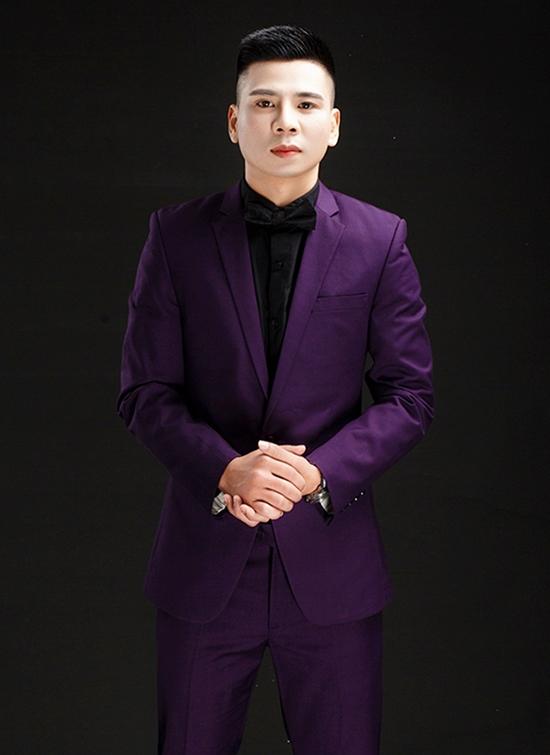 Nhạc sĩ Tuấn Hồ.