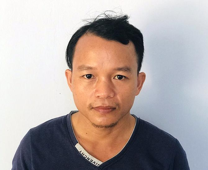 Nguyễn Văn Hải chủ mưu vụ trộm cáp viễn thông. Ảnh: Sơn Thủy.