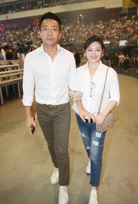 Vợ chồng Từ Hy Viên.