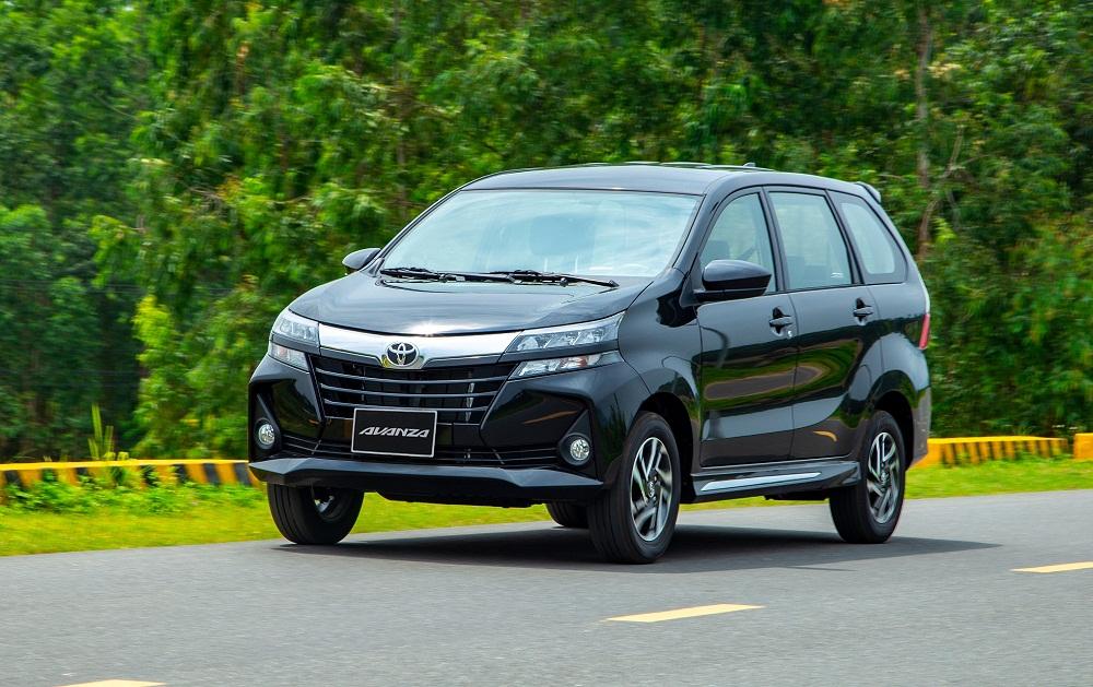 Toyota Avanza ra mắt năm 2019.