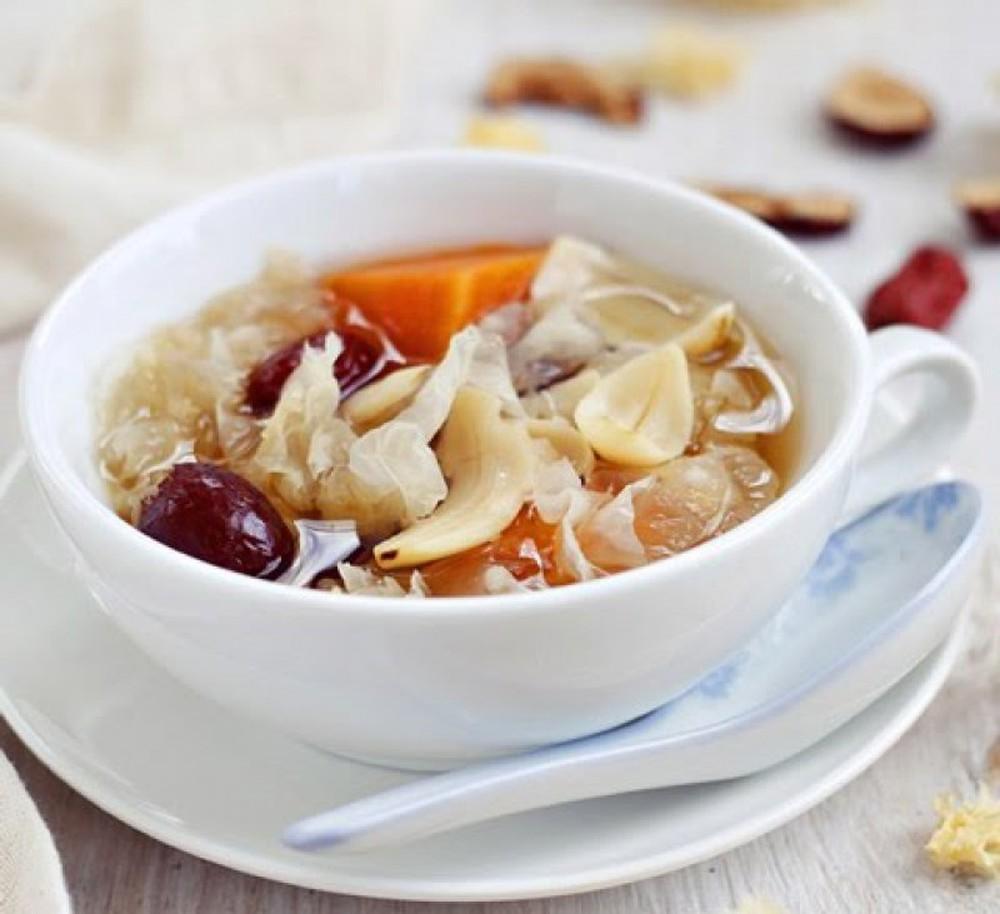 5 món ăn giúp phụ nữ Đài Loan lão hoá ngược