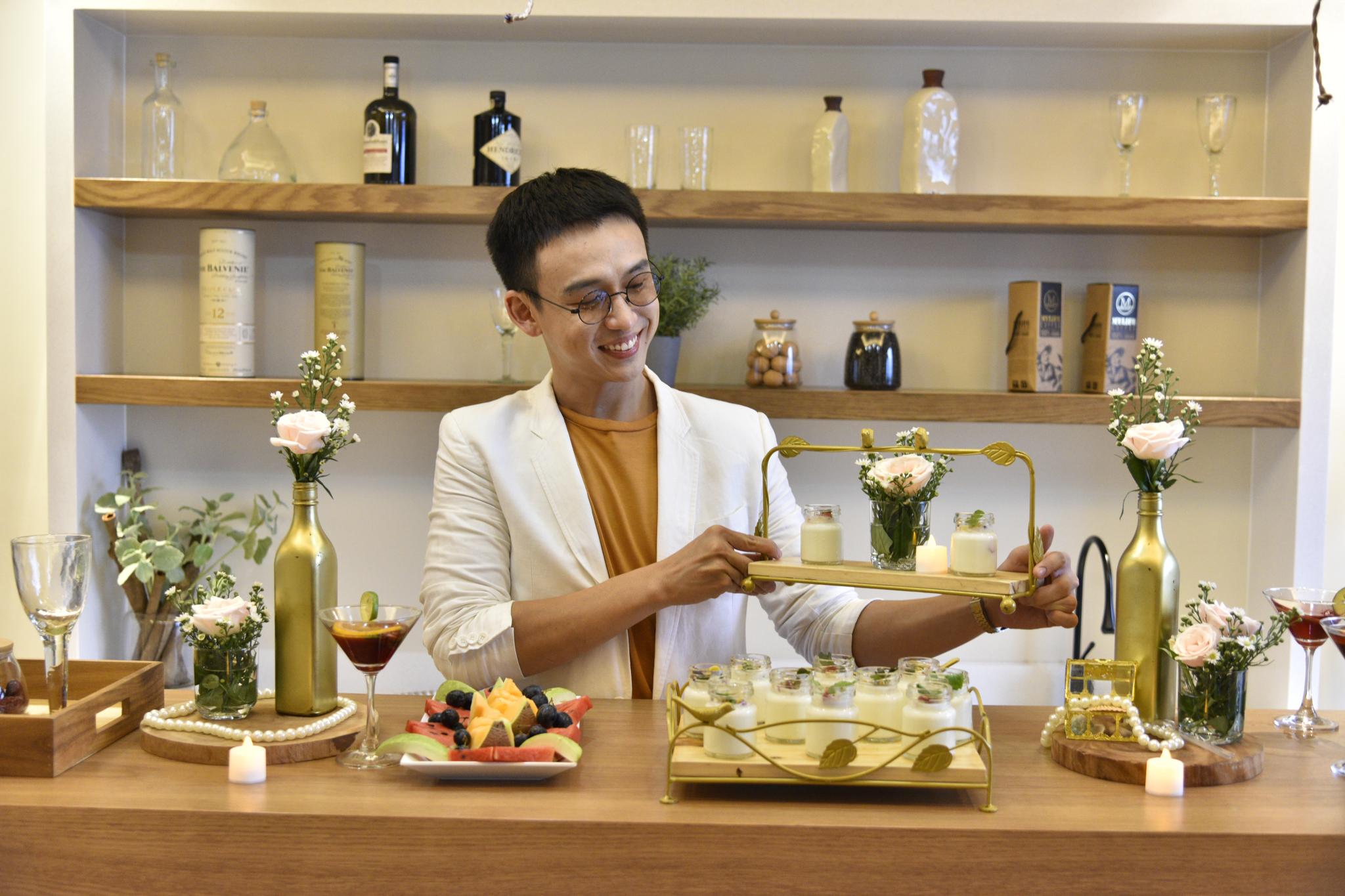 MC Quang Bảo mua nhà phố sinh thái ở tuổi 31. Ảnh: Novaland.