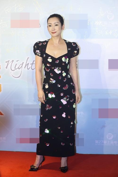 Nữ diễn viên nổi tiếng Tần Hải Lộ tranh giải Nữ diễn viên phụ xuất sắc.