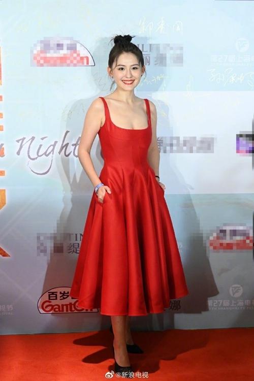 Người đẹp Trung Quốc gốc Kazakhstan Nhiệt Y Trác tranh giải Nữ diễn viên chính xuất sắc.