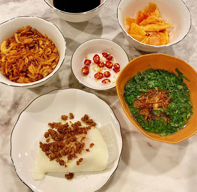 Bánh cuốn Lạng Sơn made by Đàm Thu Trang.