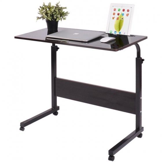 Bàn làm việc - bàn văn phòng - bàn xếp đa năng cao cấp nhiều tiện ích Tâm House - 1421 (60x40cm) - Nâu 331.550đ (- 40 %)Bàn làm việc - bàn văn phòng - bàn xếp đa năng cao cấp nhiều tiện ích Tâm House - 1421 (60x40cm) nội thất xếp gọn tiện ích cho không gian nhỏ  Bề mặt của bàn được làm từ gỗ công nghiệp MFC có độ bền cơ lý cao- Phủ bên ngoài là lớp melamine bảo vệ mặt bàn- Chân bàn làm từ sắt mạ chrome có khóa cố định chắc chắn, chất liệu sắt xi còn mang ưu điểm về độ bền, không gỉ sét và chống thấm nước.- Có thể xếp gọn lại, tiết kiệm diện tích trong phòng.- Diện tích mặt bàn lớn dễ dàng sử dụng- Phù hợp dùng làm bàn học, bàn ăn cho trẻ nhỏ, học sinh, sinh viên... hay dùng trong những không gian phòng hẹp.