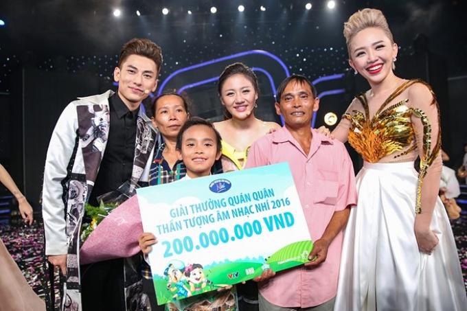Hồ Văn Cường: Từ quán quân VN Idol Kids đến con nuôi Phi Nhung - Ngôi sao