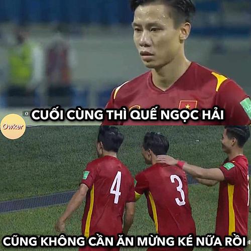 Trong trận đấu đầy kịch tính với Malyasia này, đội trưởng tuyển Việt Nam đã có bàn thắng cho riêng mình ở phút 82, ấn định bàn tỷ số 2-1 cho Việt Nam.