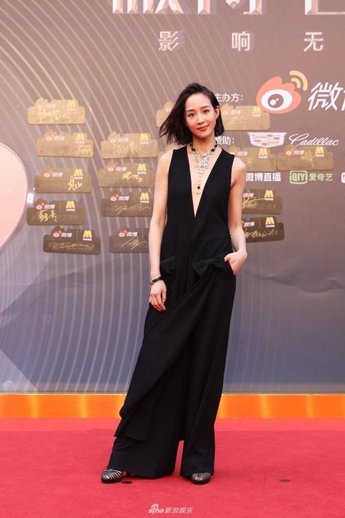 Diễn viên Đài Loan Trương Quân Ninh.