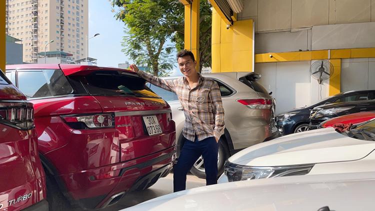Ông Ngô Gia Bình, người có 15 năm kinh nghiệm trong lĩnh vực kinh doanh ôtô tại Việt Nam.