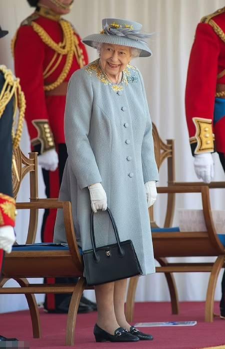 Nữ hoàng Anh trong sự kiện