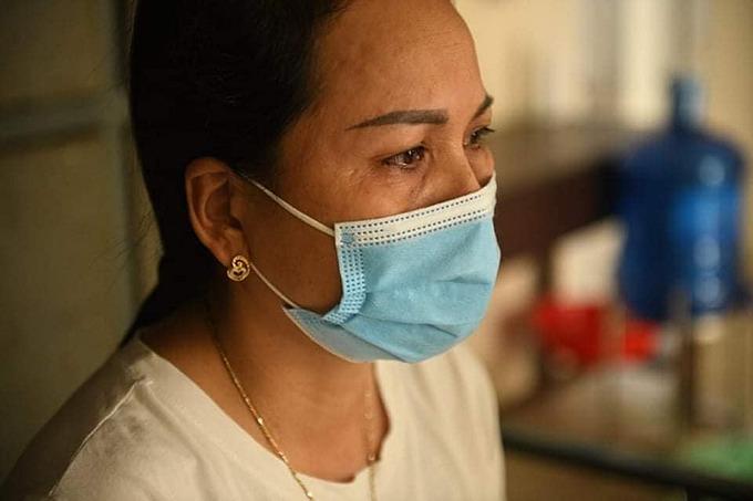 Bà Ngư vẫn chưa quên những điều đã ập đến với con trai và gia đình mình nửa tháng trước.