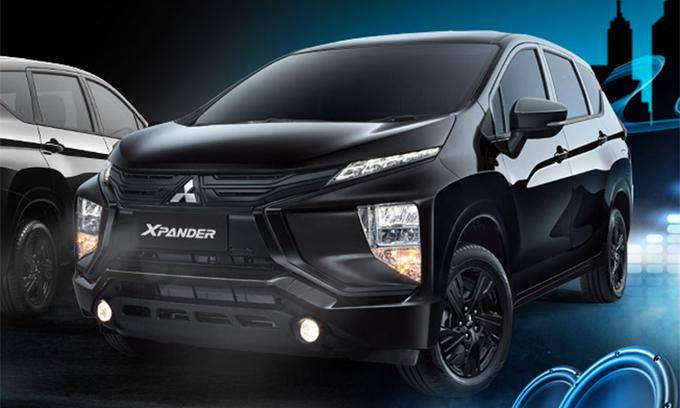 Xpander RFBE giá từ 19.300-20.000 USD. Ảnh: Mitsubishi