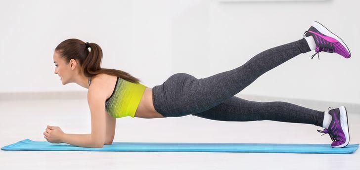 Kế hoạch tập plank trong 21 ngày giúp eo thon - 2
