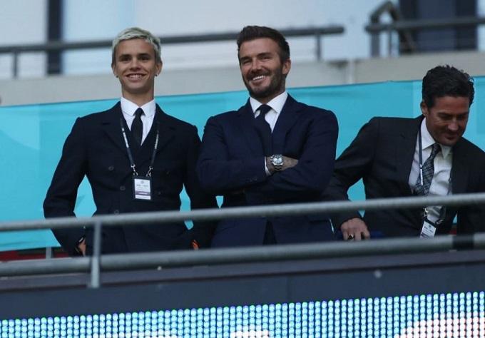 Beckham từng là đội trưởng tuyển Anh khi còn thi đấu. Anh đang sở hữu một đội bóng chuyên nghiệp ở Mỹ.