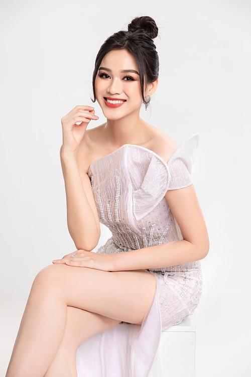 Nhan sắc ngày càng rạng rỡ của hoa hậu Đỗ Thị Hà.
