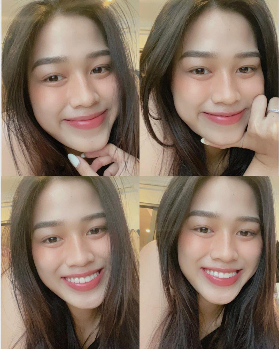 Hoa hậu 19 tuổi hiện là sinh viên Đại học Kinh tế Quốc dân Hà Nội.