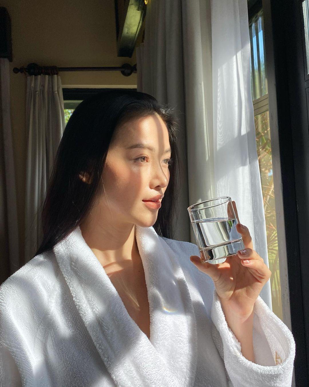 Phương Khánh thú nhận được truyền cảm hứng, tạo động lực ăn uống healthy từ đàn chị Tăng Thanh Hà