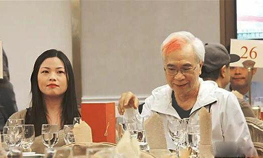 Tài tử TVB 70 tuổi bỏ vợ già, lấy gái 30