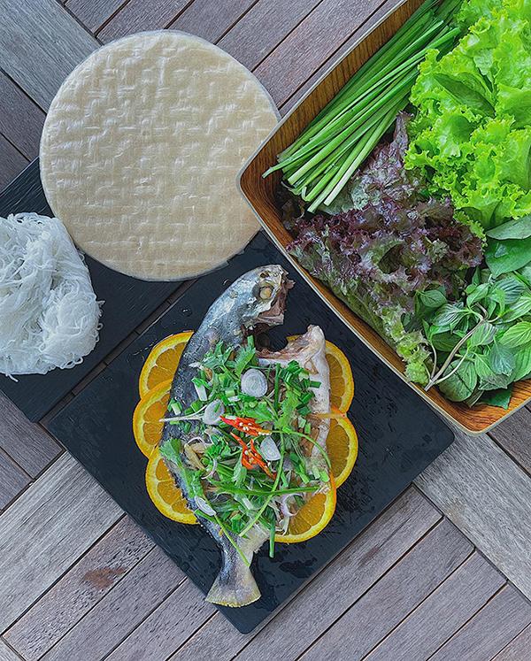 6 món thuần Việt Lan Khuê nấu ngon mắt hơn nhà hàng - 4