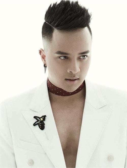 Ca sĩ Cao Thái Sơn.