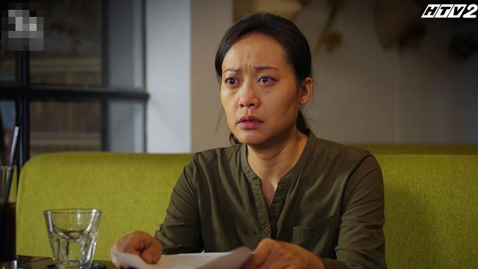 Hồng Ánh là diễn viên được đánh giá tốt nhất trong Cây táo nở hoa.