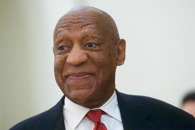 Nam diễn viên Bill Cosby.