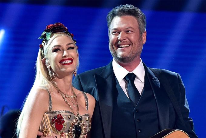 Gwen Stefani và Blake Shelton đã chính thức trở thành vợ chồng.