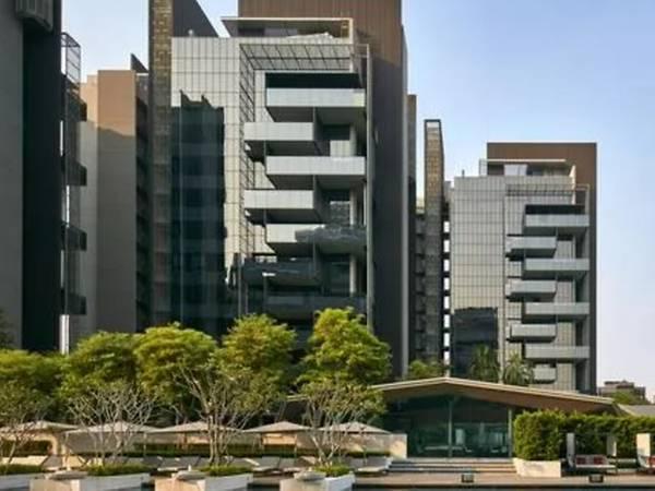Khu chung cư cao cấp Leedon Residence, nơi Ian Ang sở hữu căn penthouse. Ảnh: CNA.