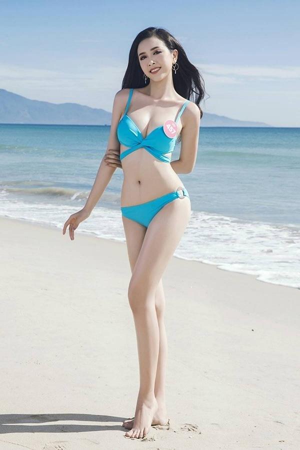 Nguyễn Thị Thúy An là nhân tố bất ngờ của mùa giải 2018. Cô sinh năm 1997, quê Kiên Giang, cao 168 cm và là sinh viên Đại học Hutech TP HCM. Cô dự thi Hoa hậu Liên lục địa 2019 nhưng không đoạt giải nào.