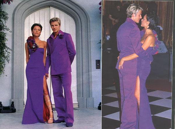 Becks và Vic nhiều lần khẳng định tình yêu giữa họ nảy nở từ cái nhìn đầu tiên.