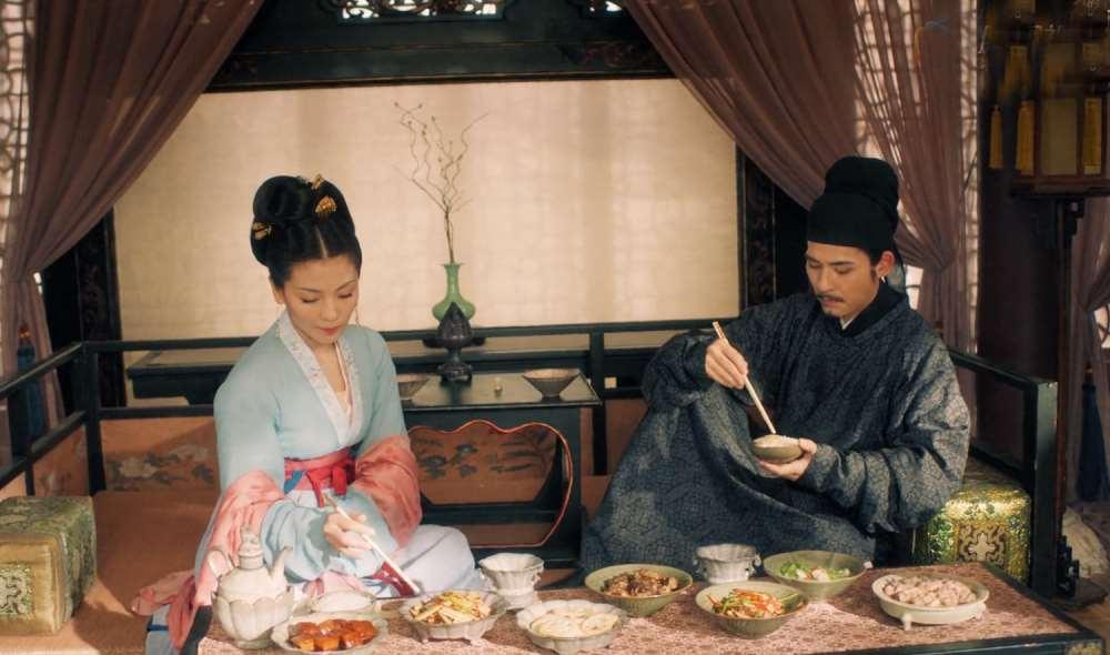 Lưu Đào và Châu Du Dân trong Đại Tống cung từ.