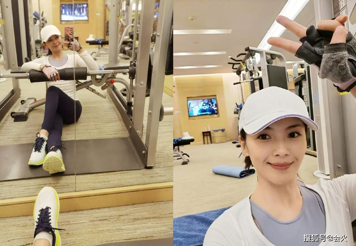 Lưu Đào tập luyện không ngừng nghỉ để giữ sắc vóc.