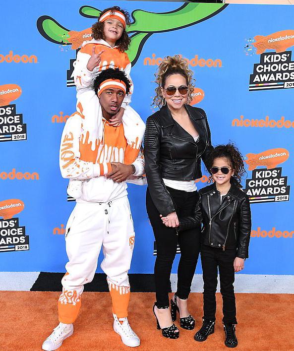 Nick Cannon và Mariah Carey từng có cuộc hôn nhân đẹp, sinh được hai người con một trai, một gái, trước khi ly dị năm 2015.