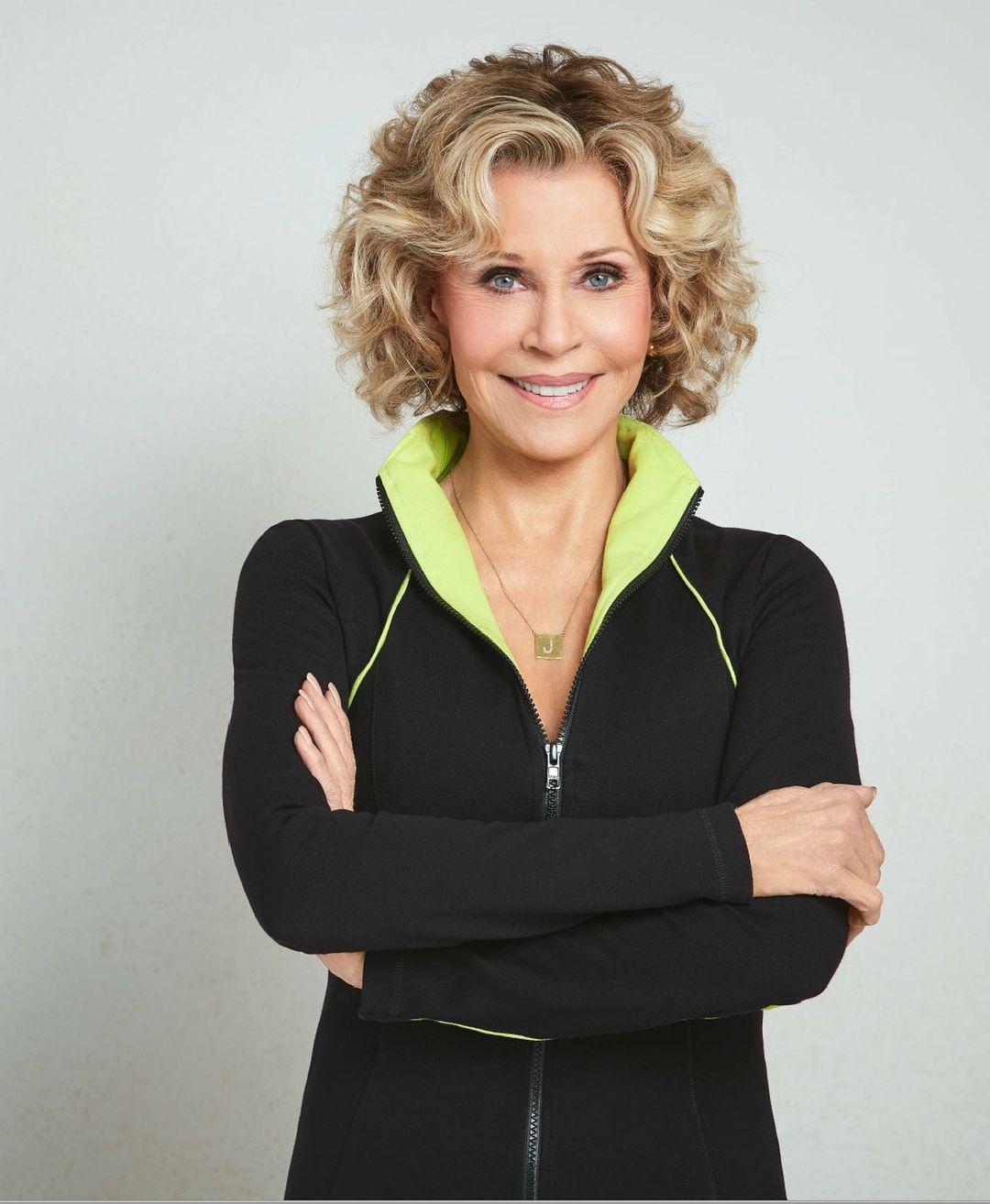 4 quy tắc giúp Jane Fonda giữ phong độ ở tuổi 83 - 1